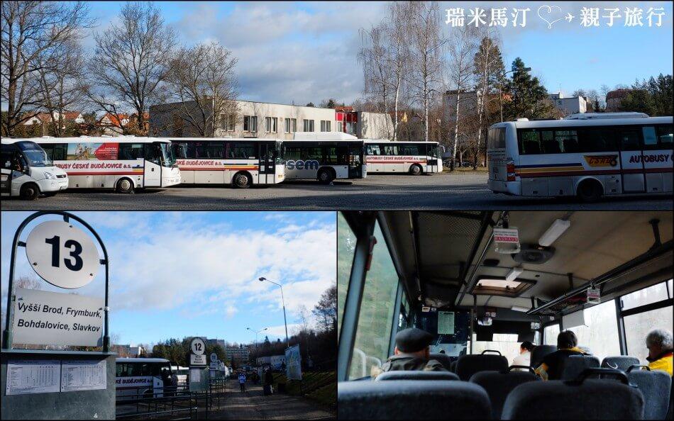 Lipno Bus