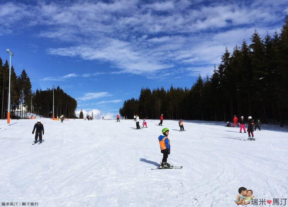 Lipno Ski resort