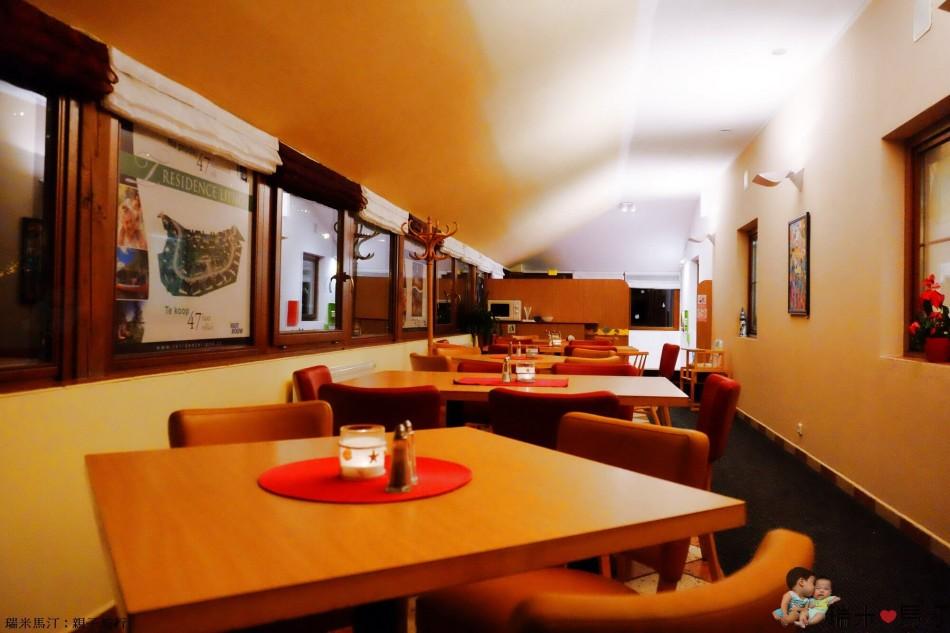 Hotel restaurant Admiral