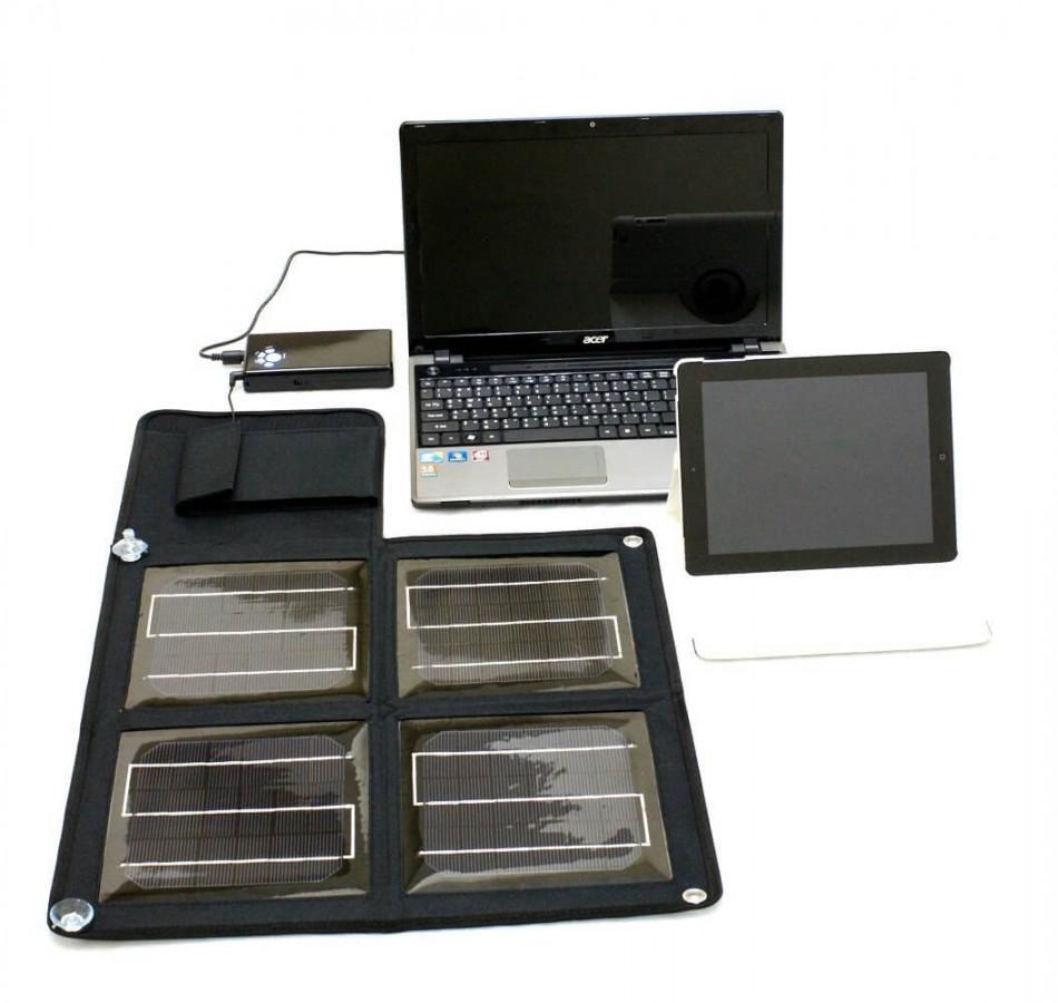 SunPack-16W 太陽能充電器