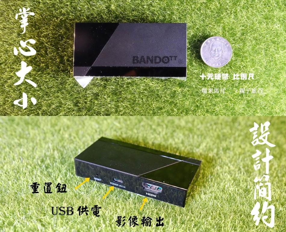 鴻海BANDOTTs