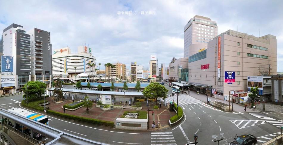 瀨戶大橋、ダイワロイネットホテル徳島駅前