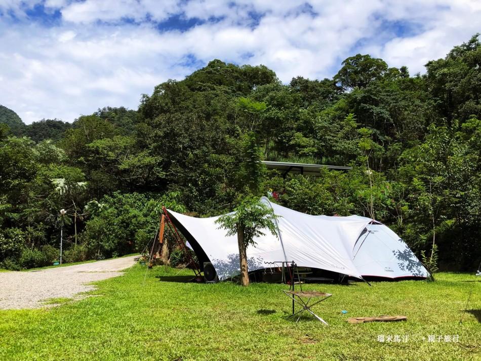哈露米露營區
