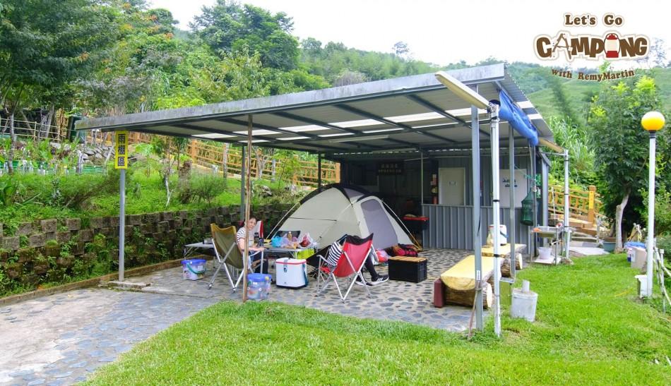 阿麗露營區