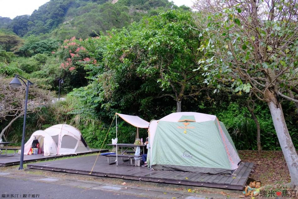 貴子坑露營場
