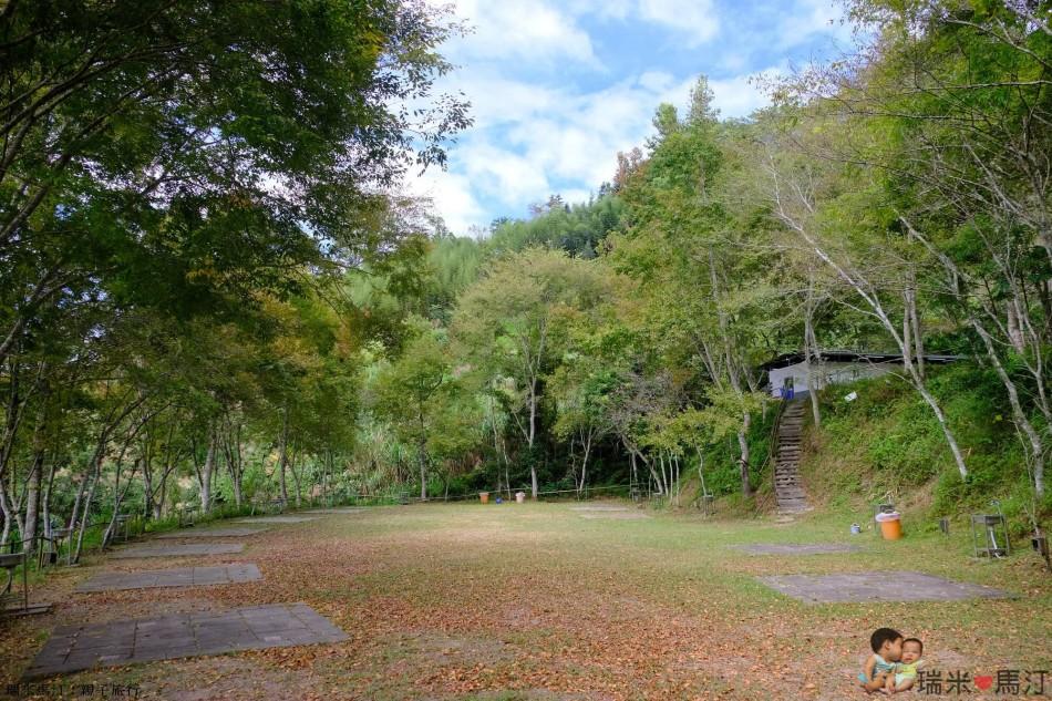 楓櫻杉林露營區