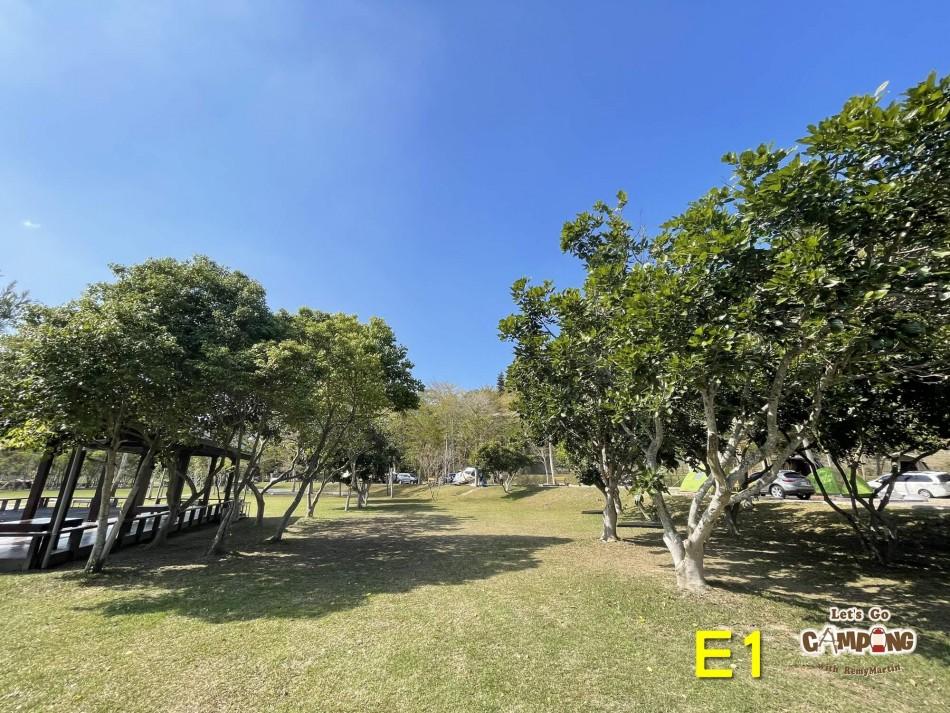 三灣水漾森林露營區