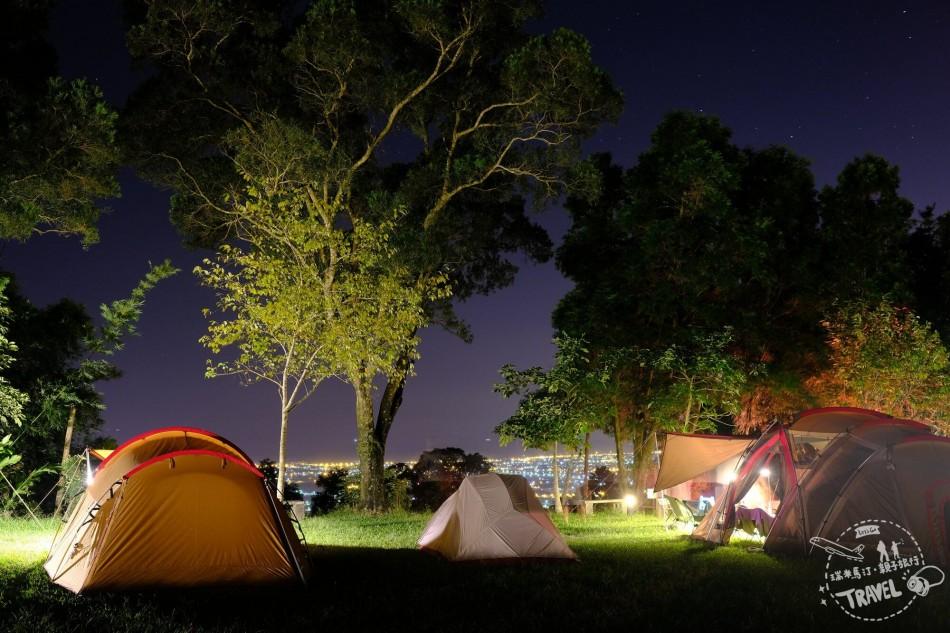 跑馬古道露營區