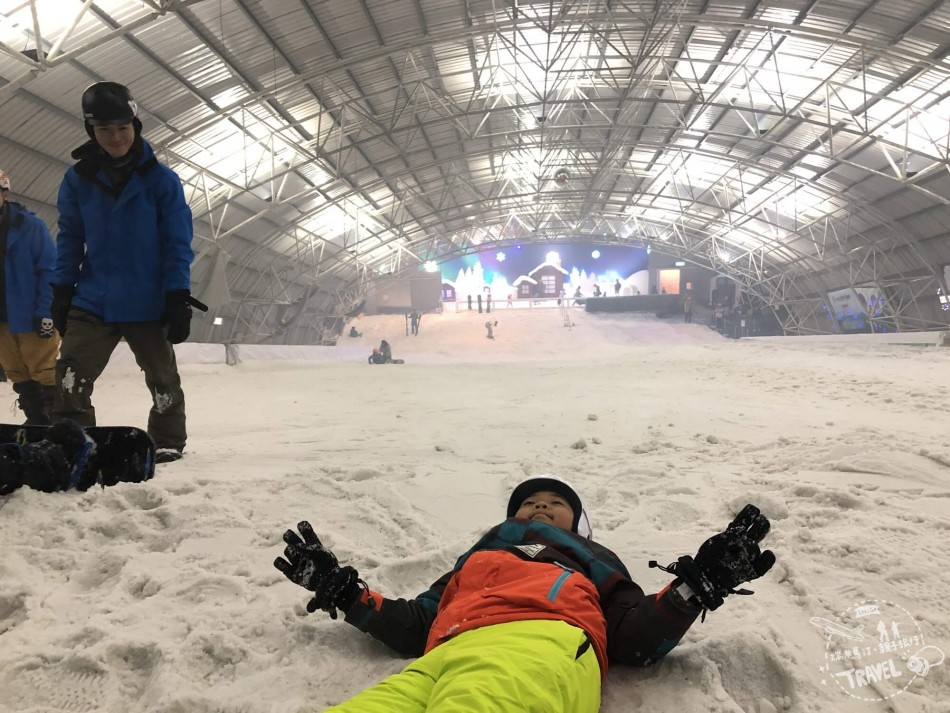 小叮噹滑雪場